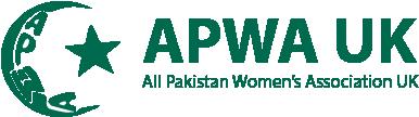 APWA UK – All Pakistan Womens Association UK Logo